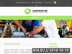 Miniaturka domeny advertik.pl