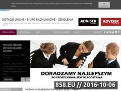 Miniaturka domeny adviser.info.pl