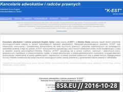 Miniaturka domeny www.adwokaciiradcy.pl