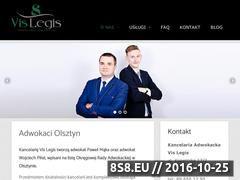 Miniaturka domeny adwokaciolsztyn.pl