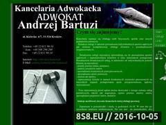 Miniaturka domeny adwokat-bartuzi.pl