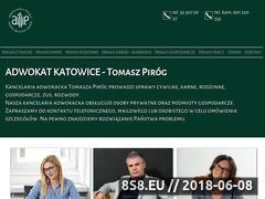 Miniaturka adwokat-katowice.biz (Usługi prawne)