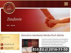 Miniaturka domeny www.adwokat-lodz.com.pl