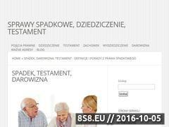 Miniaturka domeny adwokat-porady.com