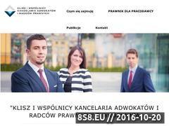 Miniaturka domeny adwokat-wroclaw.biz.pl