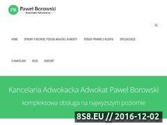 Miniaturka domeny www.adwokat-wroclaw.info.pl