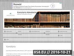 Miniaturka domeny www.adwokat.pl.tl