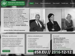 Miniaturka domeny adwokatlebek.pl