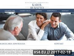 Miniaturka domeny www.adwokatrukszto.pl