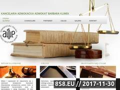 Miniaturka domeny adwokatstargard.pl