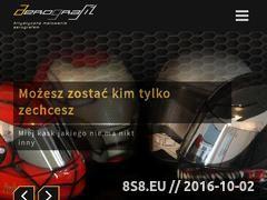 Miniaturka domeny www.aerografit.pl