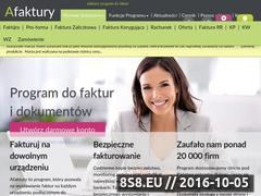 Miniaturka domeny afaktury.pl