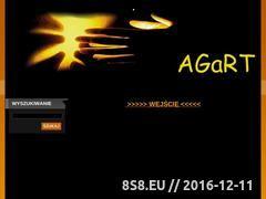 Miniaturka domeny agart.webnode.com