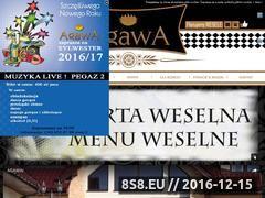 Miniaturka domeny agawa-restauracja.pl