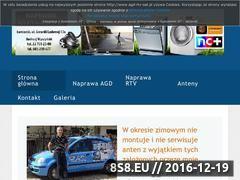 Miniaturka domeny agd-rtv-sat.pl
