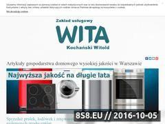 Miniaturka domeny www.agd-warszawa.pl