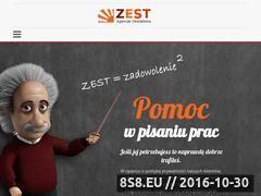 Miniaturka domeny agencja-zest.pl