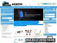 Miniaturka domeny agkom.pl