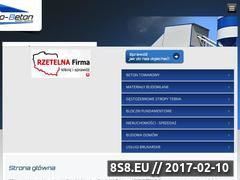 Miniaturka domeny aglobeton.pl