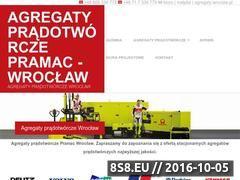 Miniaturka domeny agregaty.wroclaw.pl