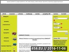Miniaturka domeny agregatypolska.pl