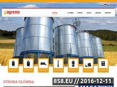 Miniaturka domeny www.agremo.pl