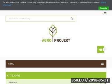 Zrzut strony Zakładanie ogrodów - Agro-projekt