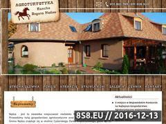 Miniaturka domeny www.agroturystyka-wypoczynek.com.pl