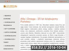 Miniaturka domeny www.aio.com.pl