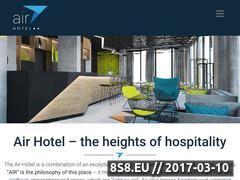 Miniaturka airhotel.pl (Hotel przy lotnisku chopina)