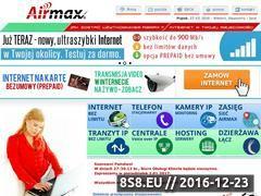 Miniaturka domeny airmax.pl
