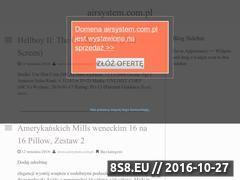 Miniaturka domeny www.airsystem.com.pl