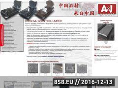Miniaturka domeny www.ajgranit.com