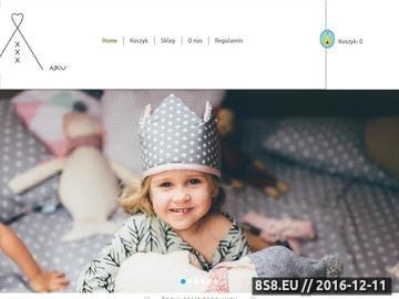 Zrzut strony Akcesoria i zabawki dla dzieci