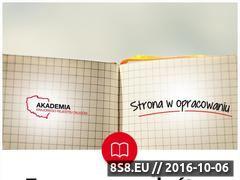 Miniaturka domeny akademiakrd.pl