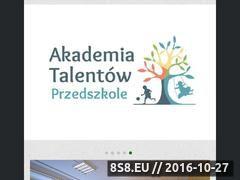 Miniaturka domeny akademiatalentow.edu.pl