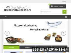 Miniaturka domeny akcesoriakuchenne.pl