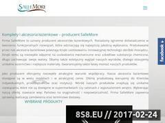 Miniaturka domeny www.akcesorialazienkowe.pl