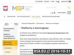 Miniaturka domeny www.akcjonariatobywatelski.pl