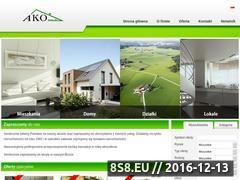 Miniaturka domeny www.ako.lublin.pl