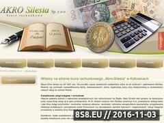 Miniaturka domeny akrosilesia.com.pl