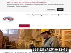 Miniaturka Detektory gazowe - detektory gazu albo detektor gazu (www.akserwis.pl)