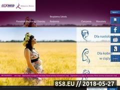 Miniaturka aktywnamama.com.pl (Ćwiczenia w ciąży, plan porodu oraz położna)