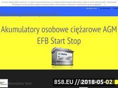 Miniaturka domeny akumulatory.e24h.pl