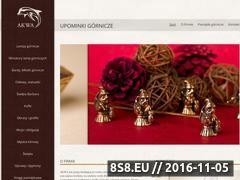 Miniaturka domeny www.akwa-gornicze.com.pl