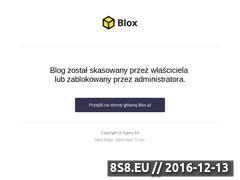 Miniaturka domeny akwarioweryby.blox.pl