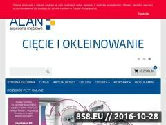 Miniaturka domeny alan.bydgoszcz.pl