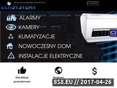 Miniaturka domeny www.alarm.legnica.pl
