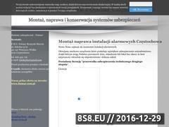 Miniaturka domeny alarmy-fotmar.cba.pl