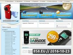 Miniaturka domeny www.alcoscent.pl